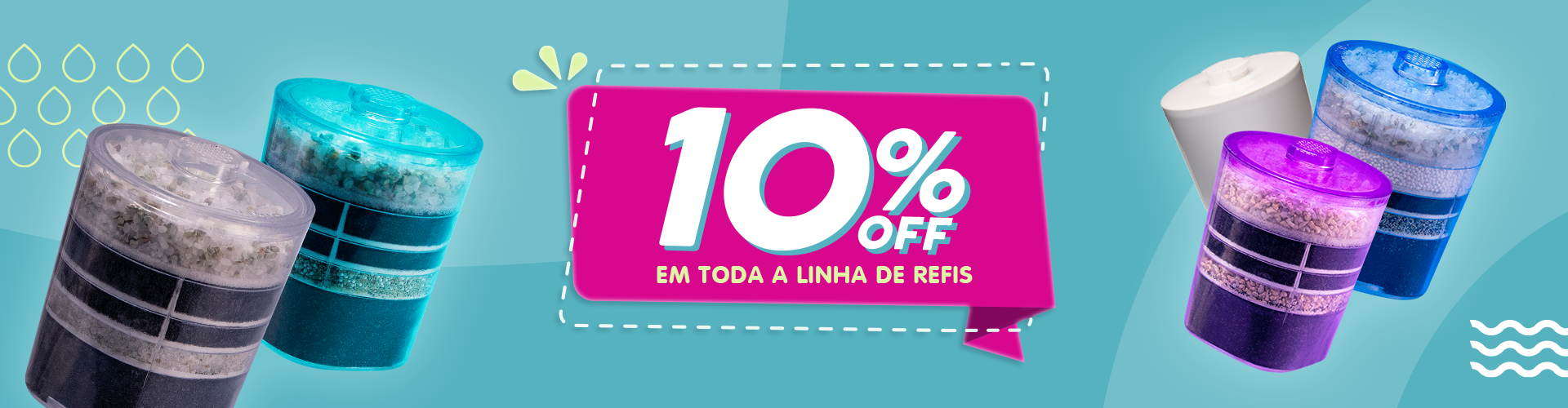 Banner Refis 10% OFF